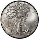 UNITED STATES Silver Coin 2014 AMERICAN SILVER EAGLE